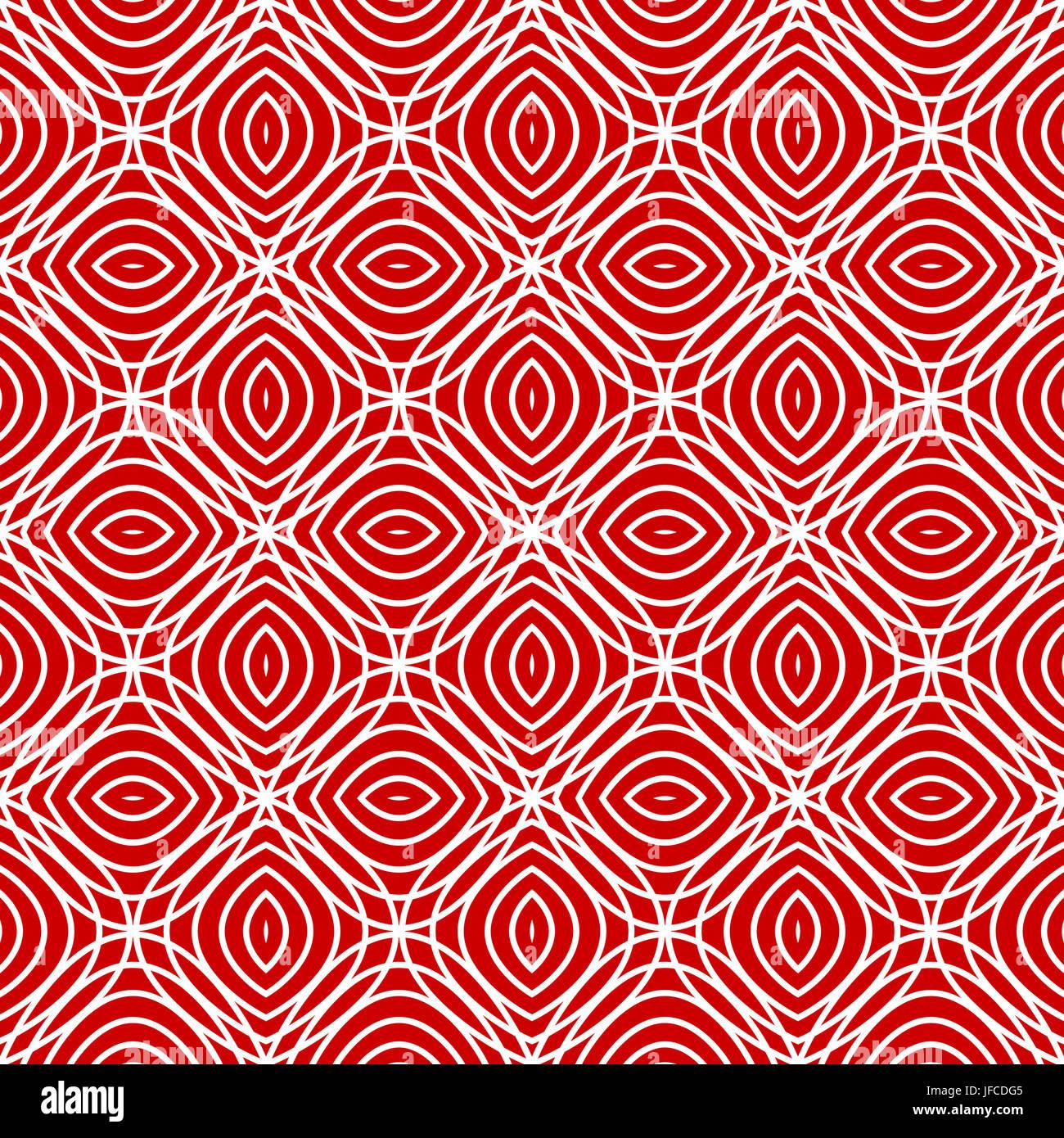 nahtlose Muster Stockbild