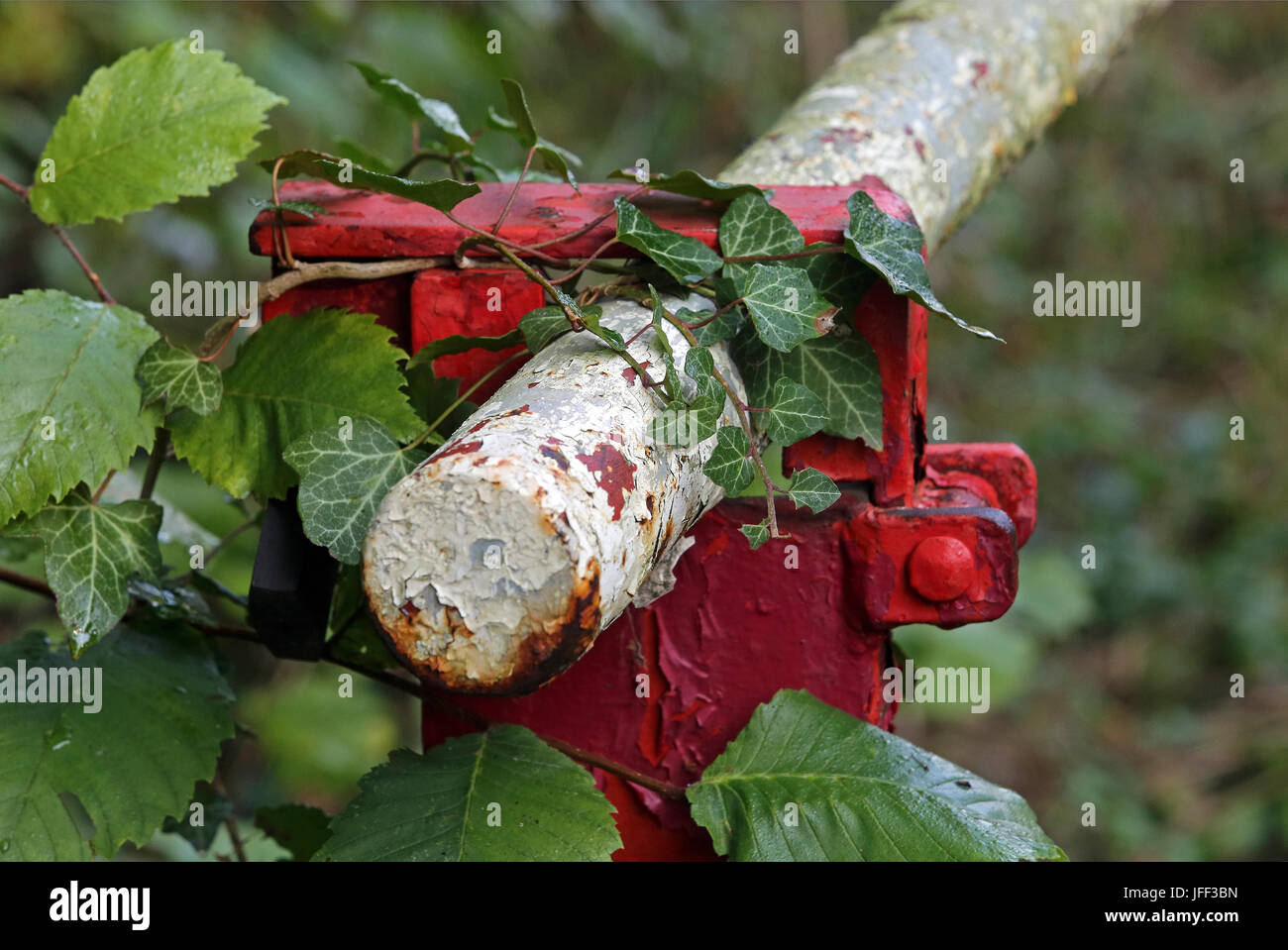 Alte Schranke Stockfotos & Alte Schranke Bilder - Alamy