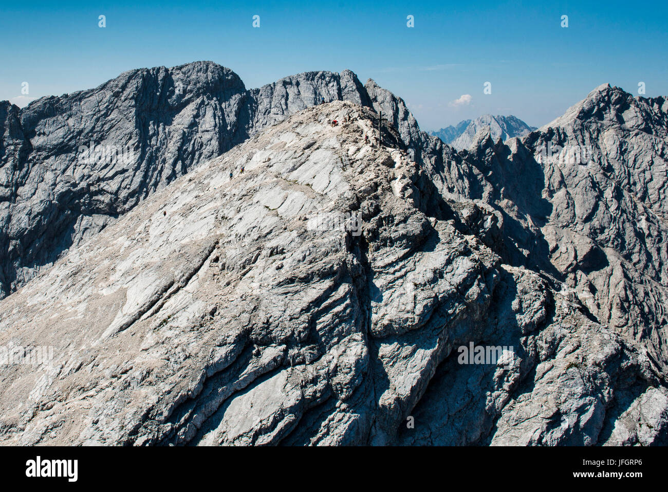 Klettersteig Deutschland : Alpspitze garmisch partenkirchen bergspitze klettersteig