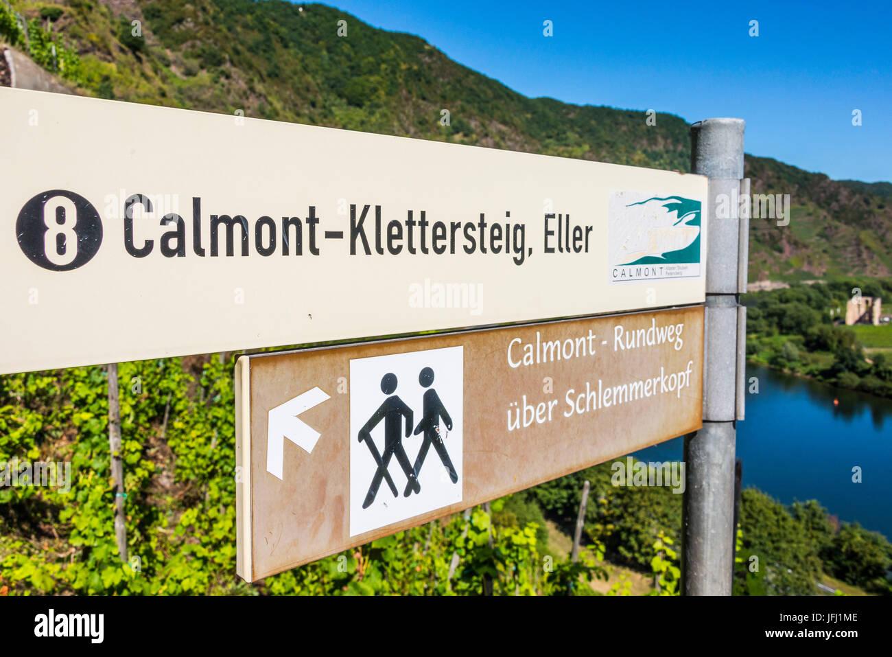 Klettersteig Pfalz : Europa deutschland rheinland pfalz landkreis cochem zell mosel