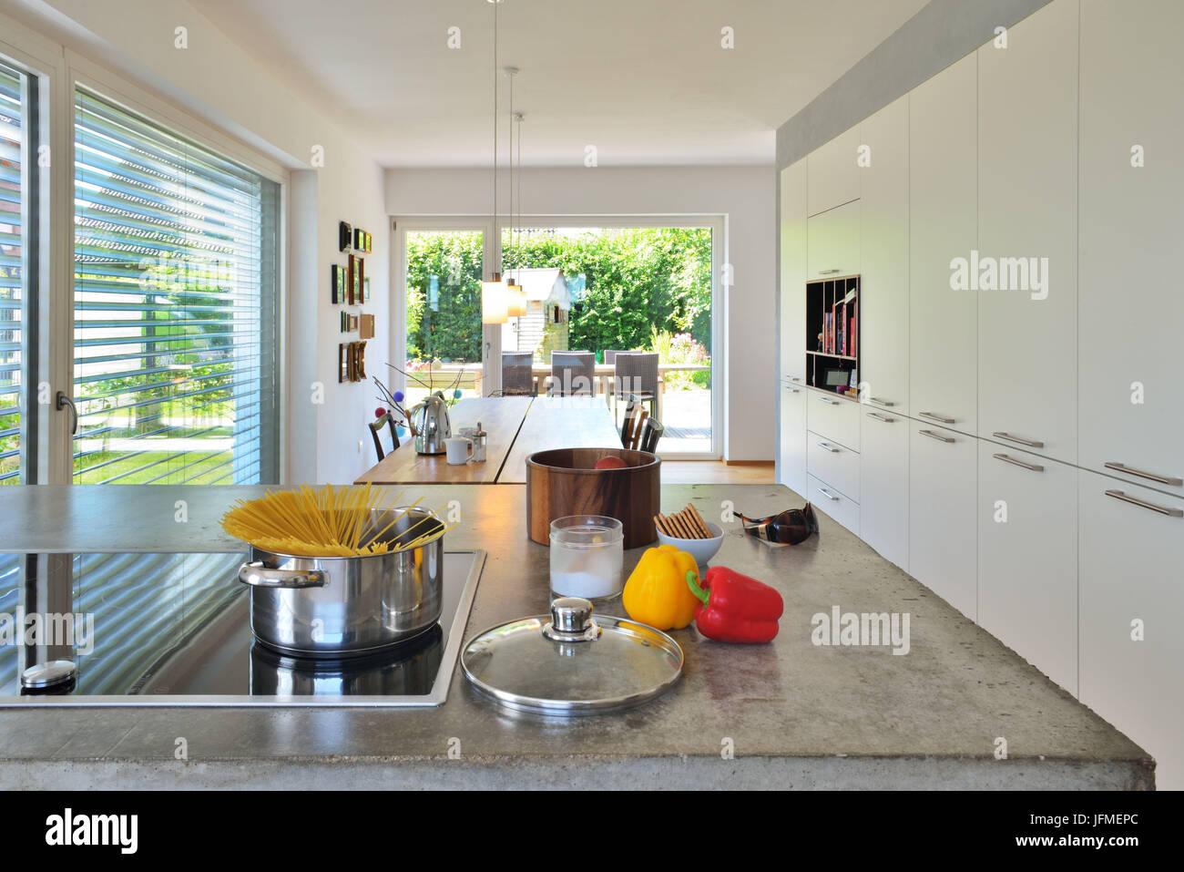 Fesselnde Fensterfront Das Beste Von Küche, Esszimmer,