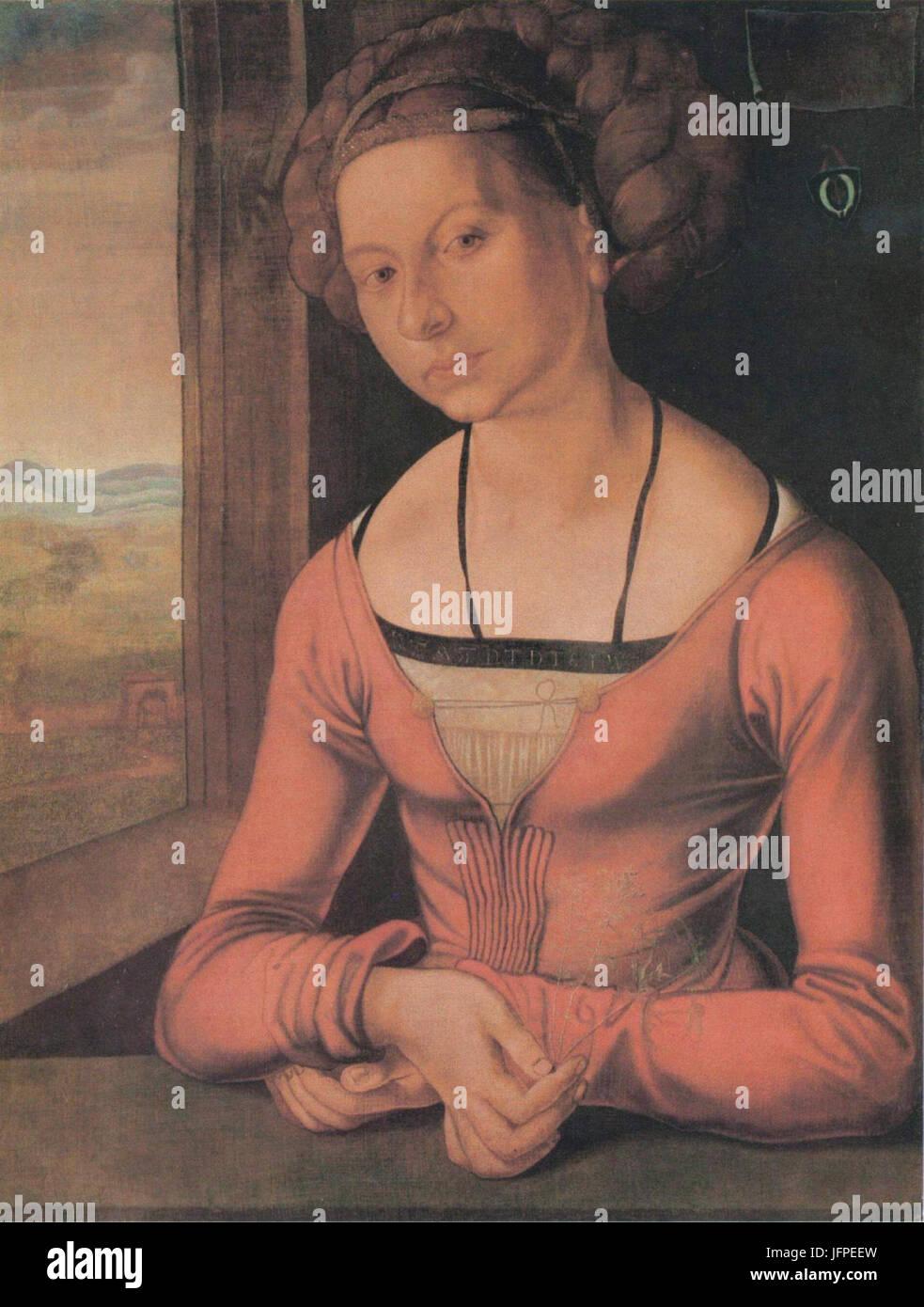 Albrecht Dürer 015 Stockbild