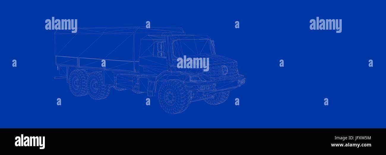 Car Design Blue Print Stockfotos & Car Design Blue Print Bilder ...