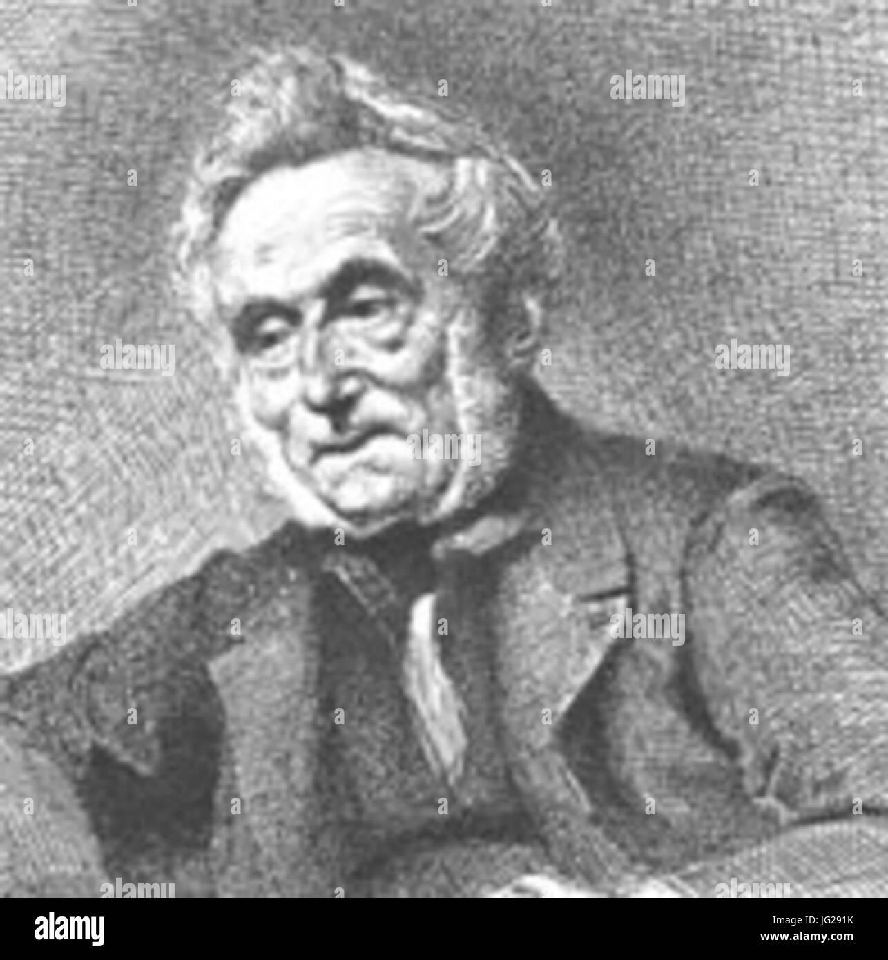Hippolyte François Jaubert Stockbild