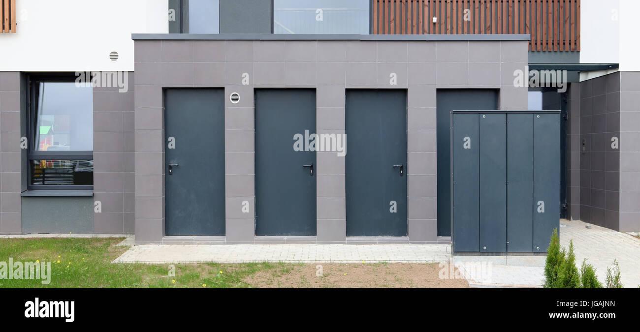 Moderne elektrische Verteilungssystem in einer Multi-Wohnung keine ...