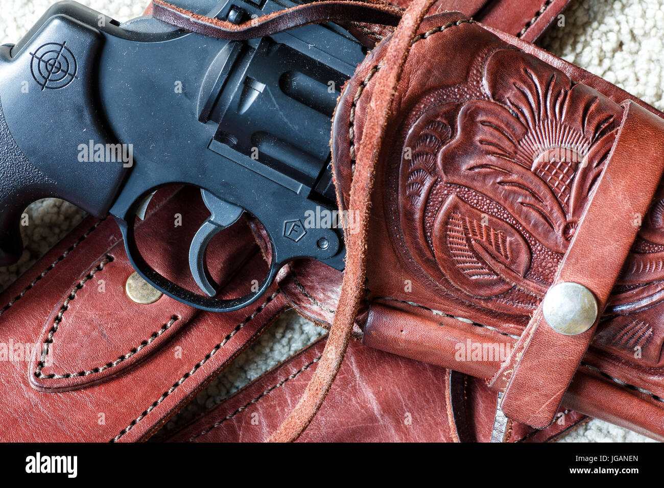 Model Pistol Stockfotos & Model Pistol Bilder - Alamy