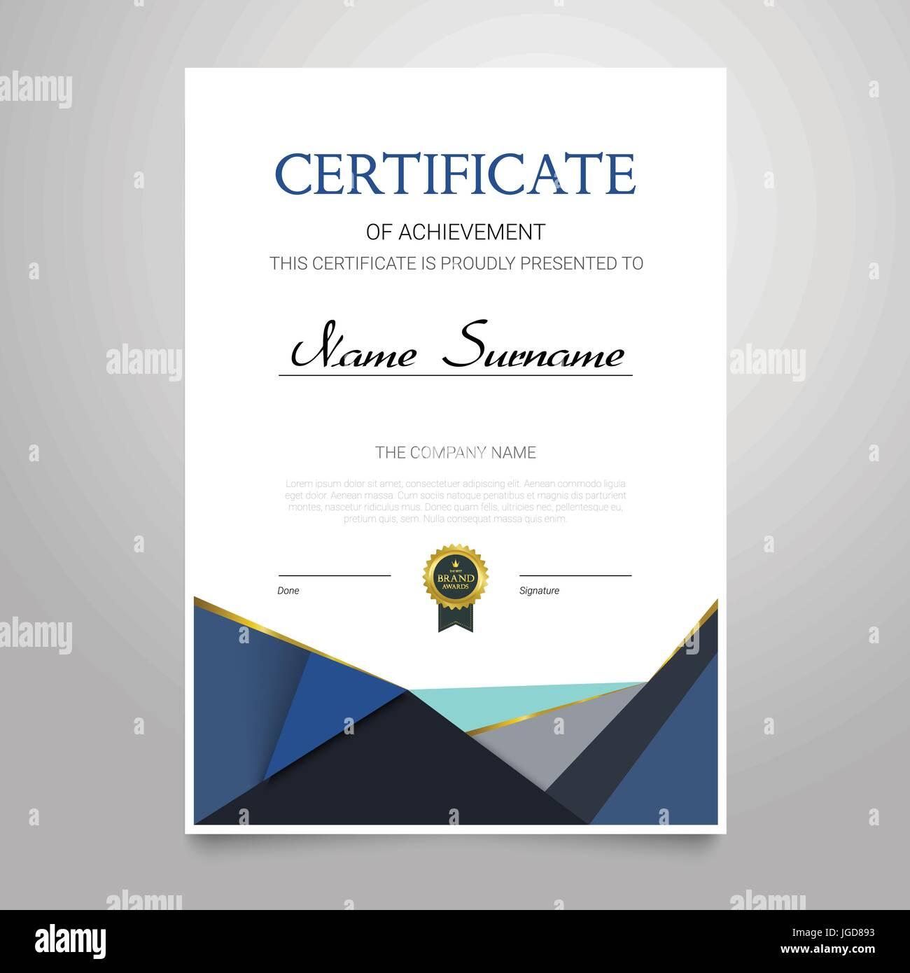 Großartig Vorlage Zertifikat Der Leistung Ideen - Entry Level Resume ...