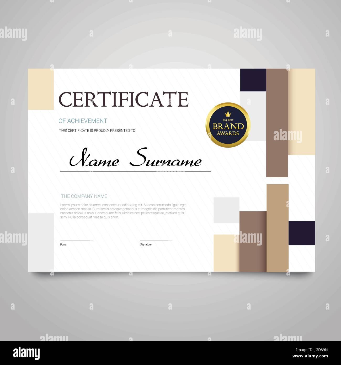 Charmant Zertifikat Für Wertschätzung Vorlage Zeitgenössisch - Entry ...