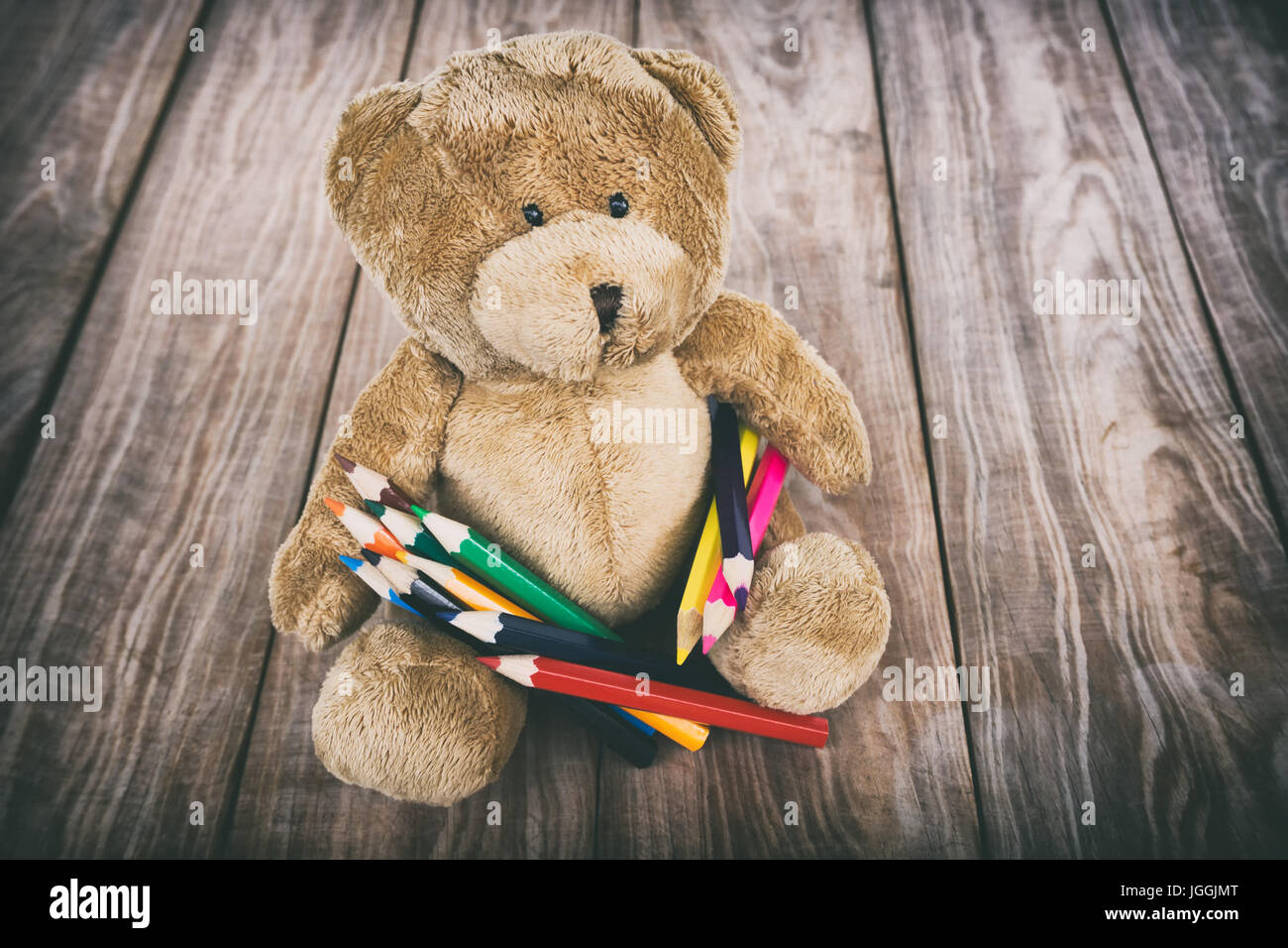 Colored Teddy Bear Stockfotos & Colored Teddy Bear Bilder - Alamy