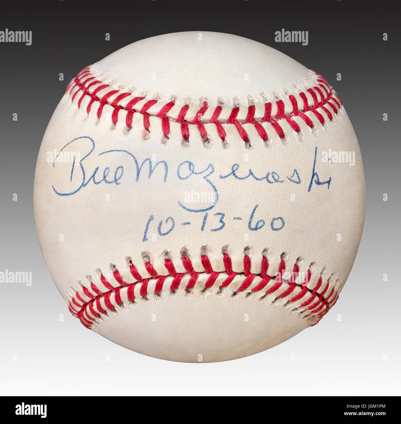 Baseballschläger datieren
