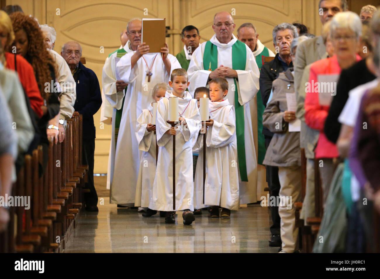 Gesungene Katholische Messe