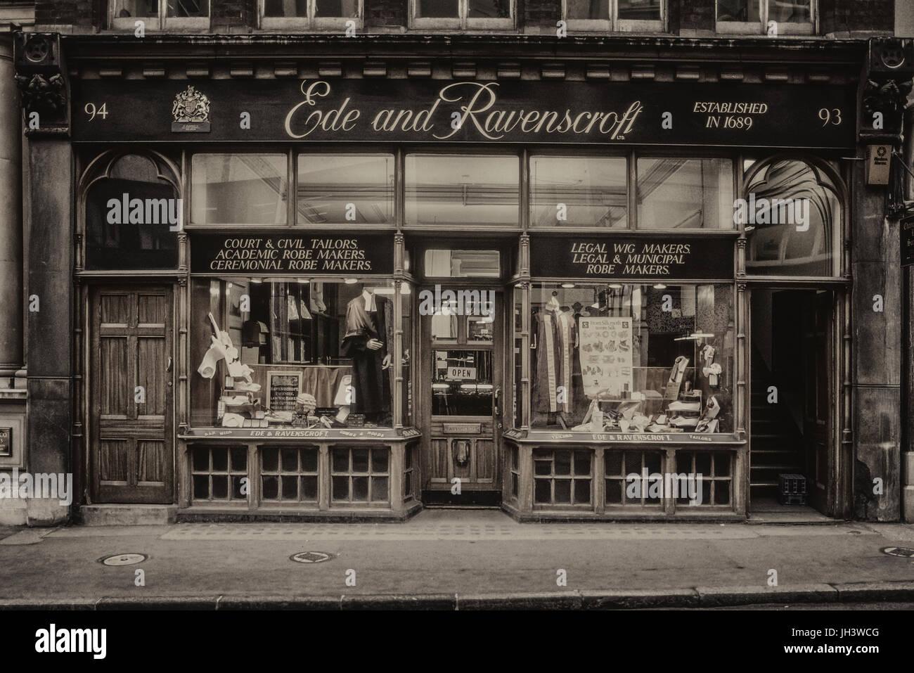 Tailors Stockfotos & Tailors Bilder - Alamy