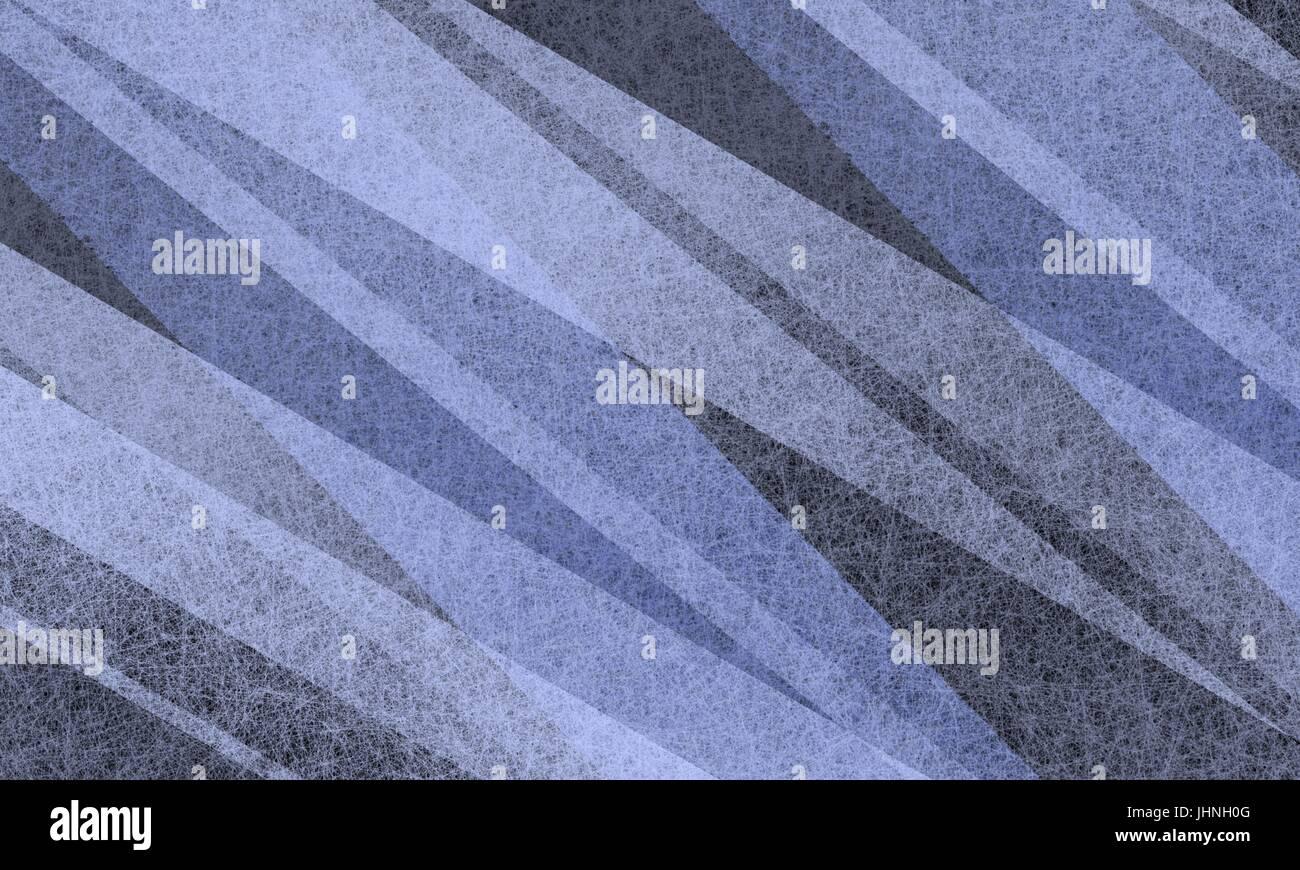 schwarz weiß-blauen Hintergrund diagonal gestreiften Linien in ...
