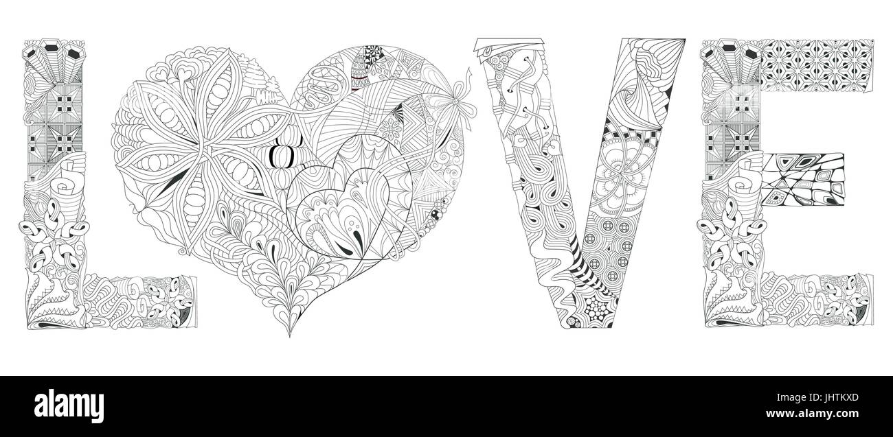 Heart Painted Outline Stockfotos & Heart Painted Outline Bilder - Alamy