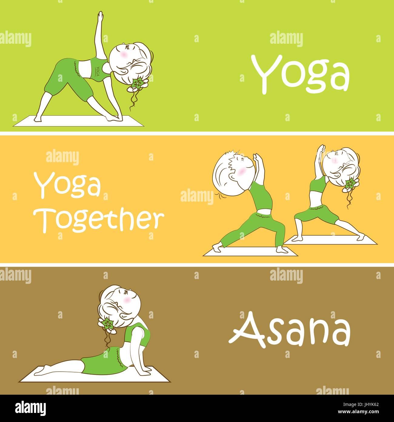 Gemütlich Yoga Broschüre Vorlagen Fotos - Beispielzusammenfassung ...
