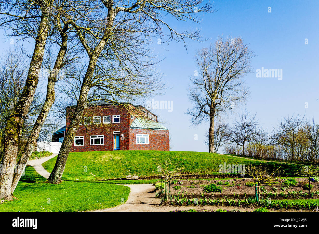 Nolde Nolde Museum Stockfotos & Nolde Nolde Museum Bilder