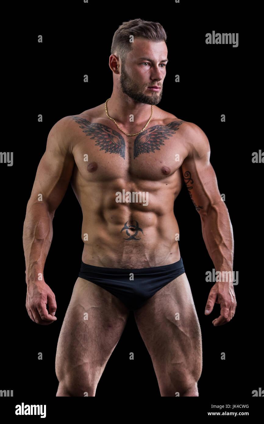 athletische nacktheit rothaarige