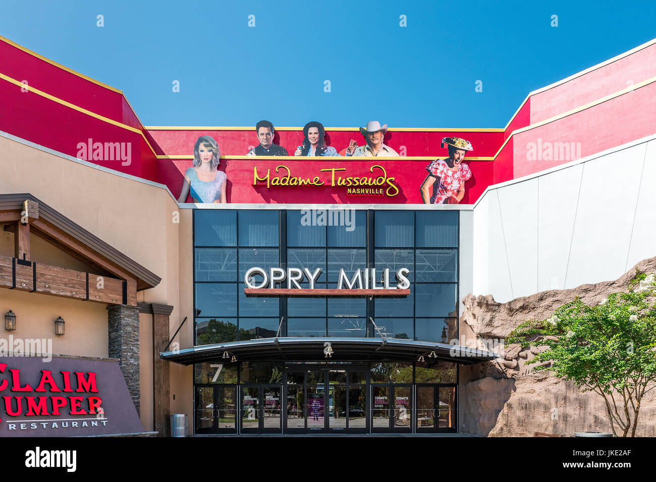 Opry Mills Mall, Nashville, Tennessee, USA. Stockbild