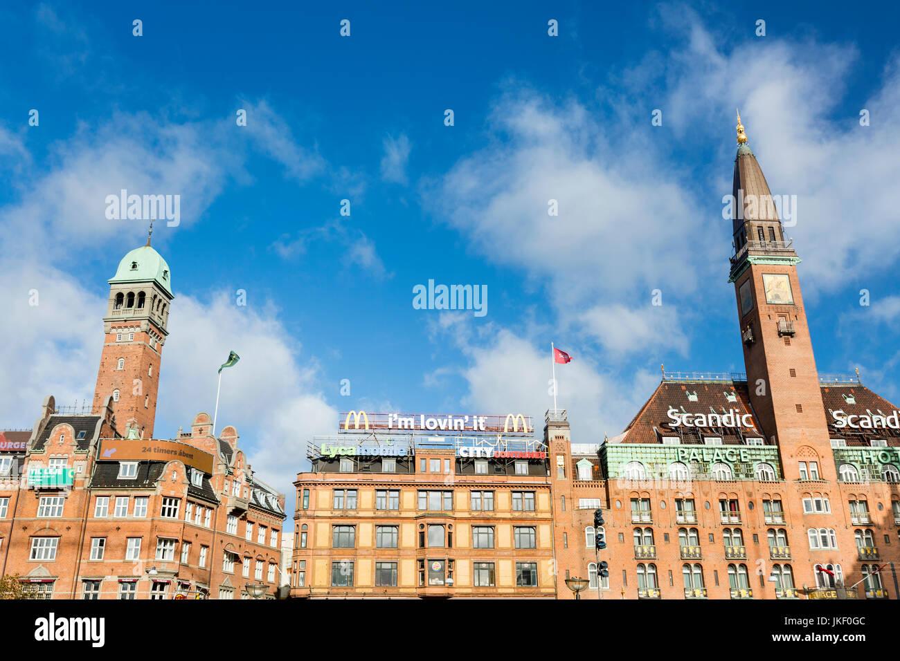 R dhuspladsen stockfotos r dhuspladsen bilder alamy for Hotels in kopenhagen zentrum