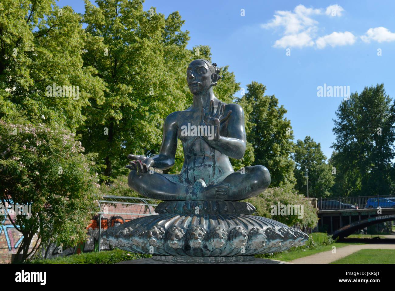 Indische Brunnen Engels Waschbecken Mitte Berlin Deutschland