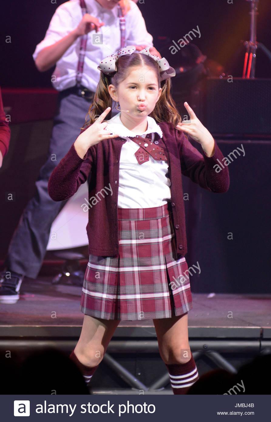 Evie Dolan School Of Rock Opening Night Am Broadway Im Winter
