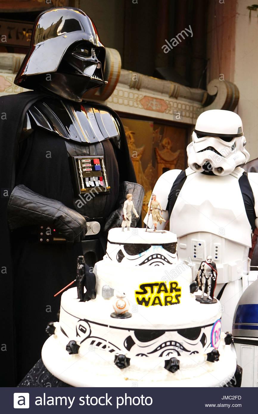 Darth Vader Storm Trooper Hochzeitstorte Australische Star Wars