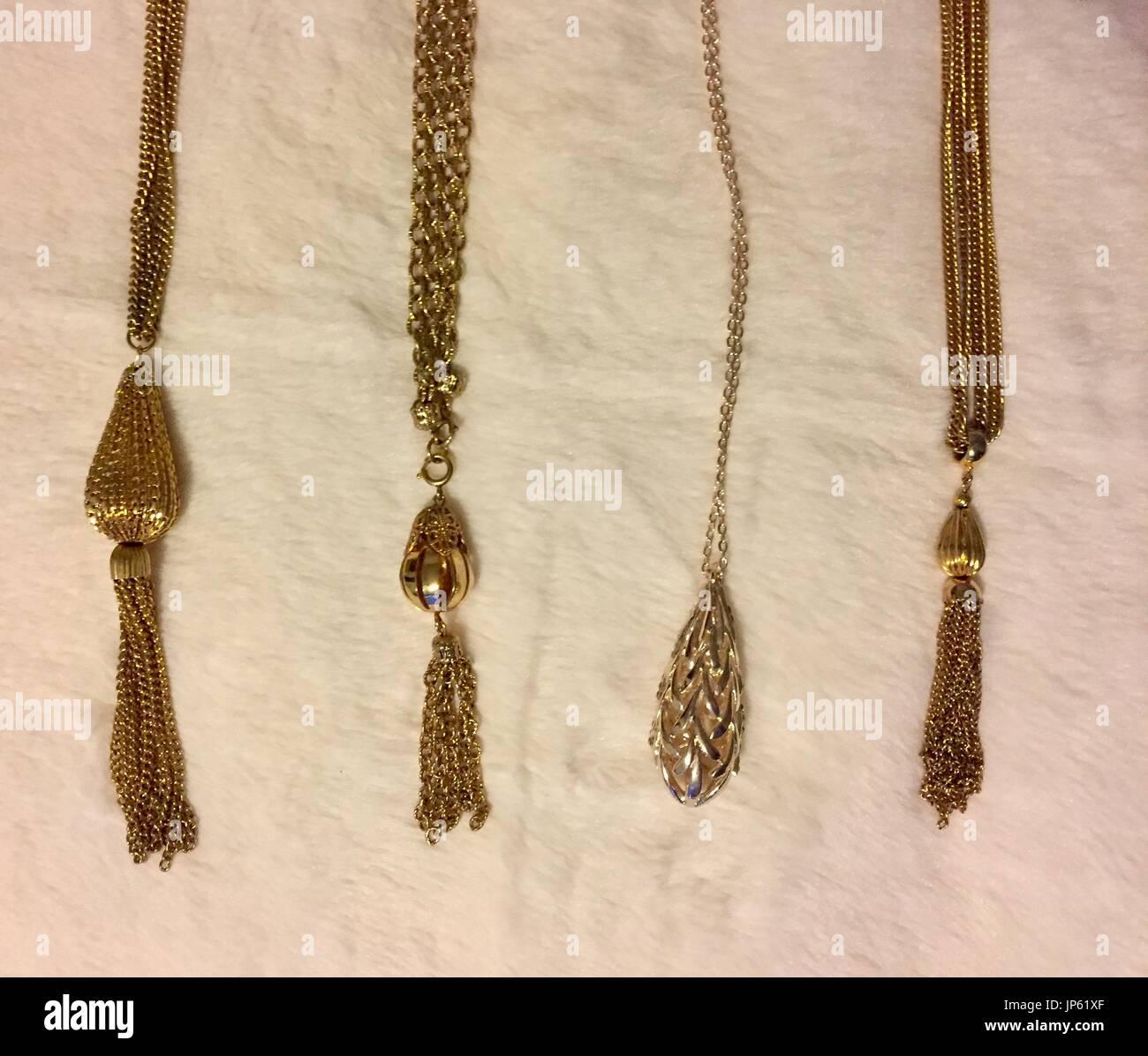 Rope Chain Gold Stockfotos und bilder Kaufen Alamy