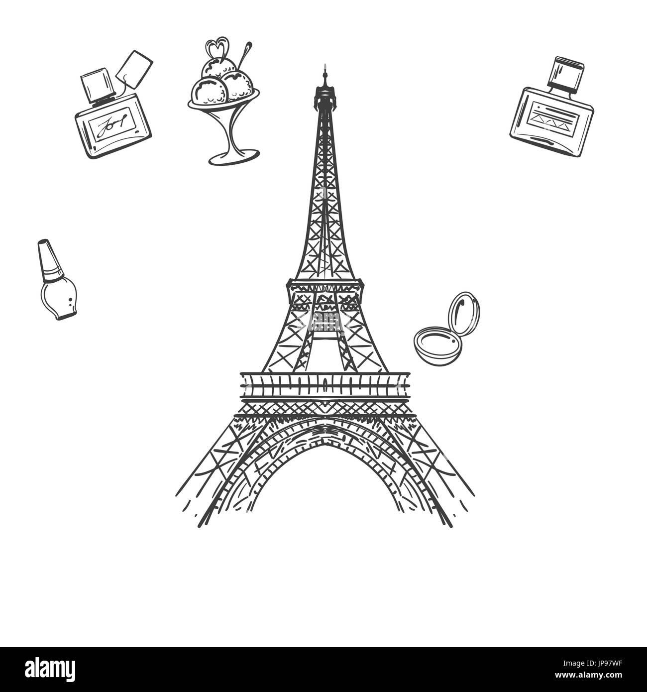 Erfreut Paris Eiffelturm Malvorlagen Galerie - Malvorlagen-Ideen ...