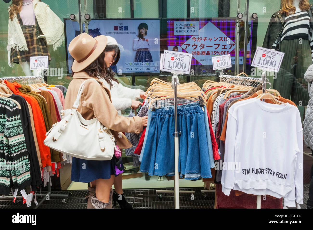 harajuku girls tokyo stockfotos und -bilder kaufen - alamy