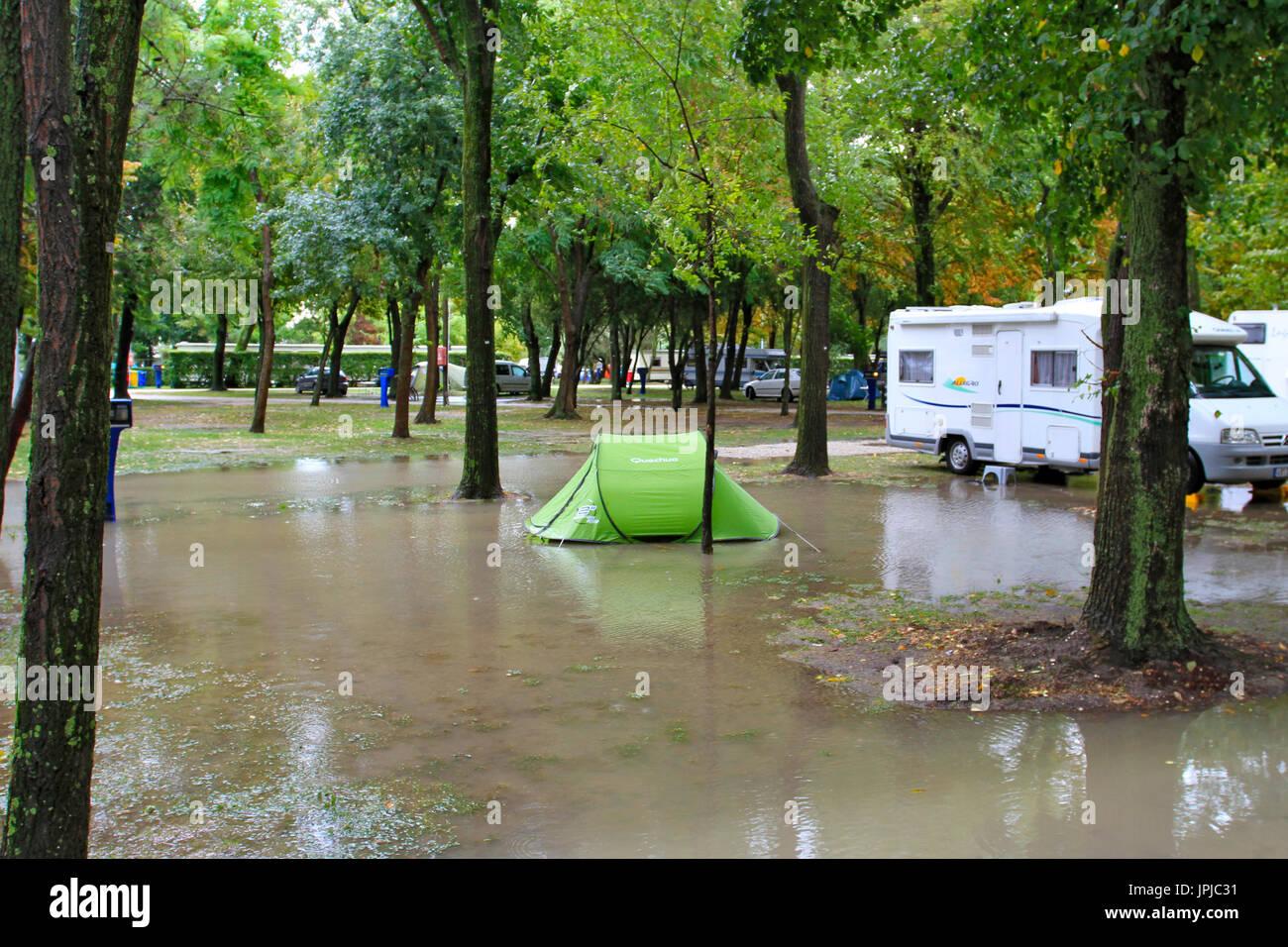 Campingplatz in der nähe