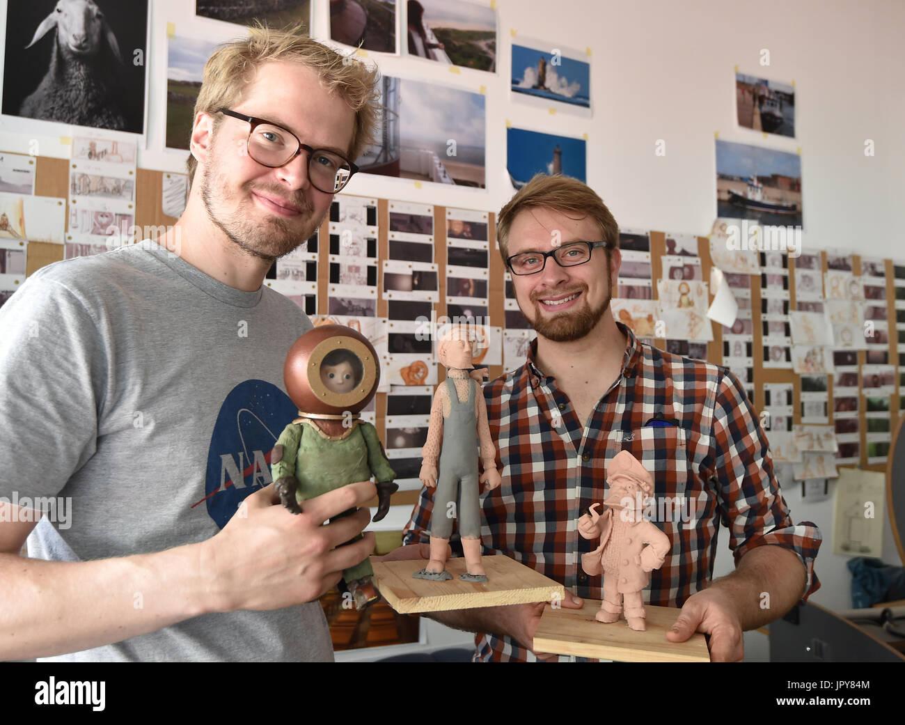Dpatop - Jan Gadermann und Sebastian Grutza zeigen ihre Ideen für