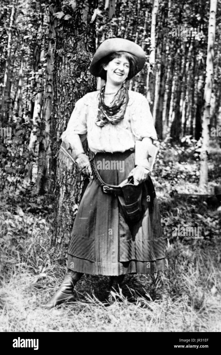 Die Geschichte der Frauen im Westen, und Frauen, die vor allem auf ...