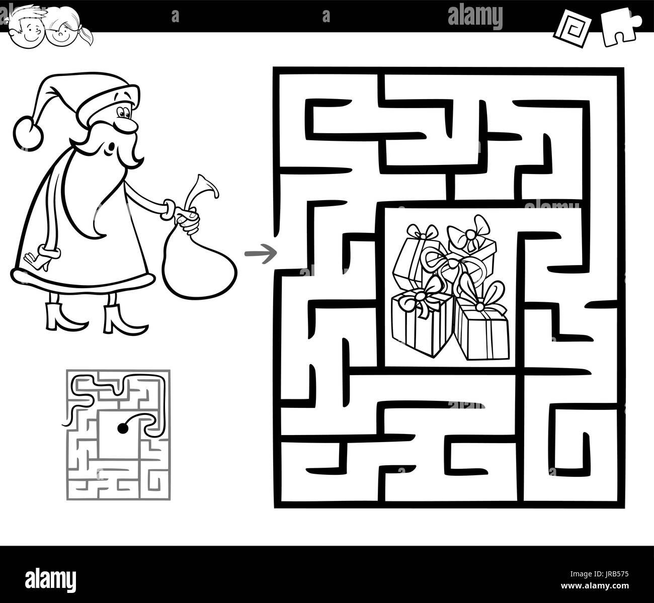 Berühmt Labyrinth Läufer Malvorlagen Galerie - Beispiel Business ...