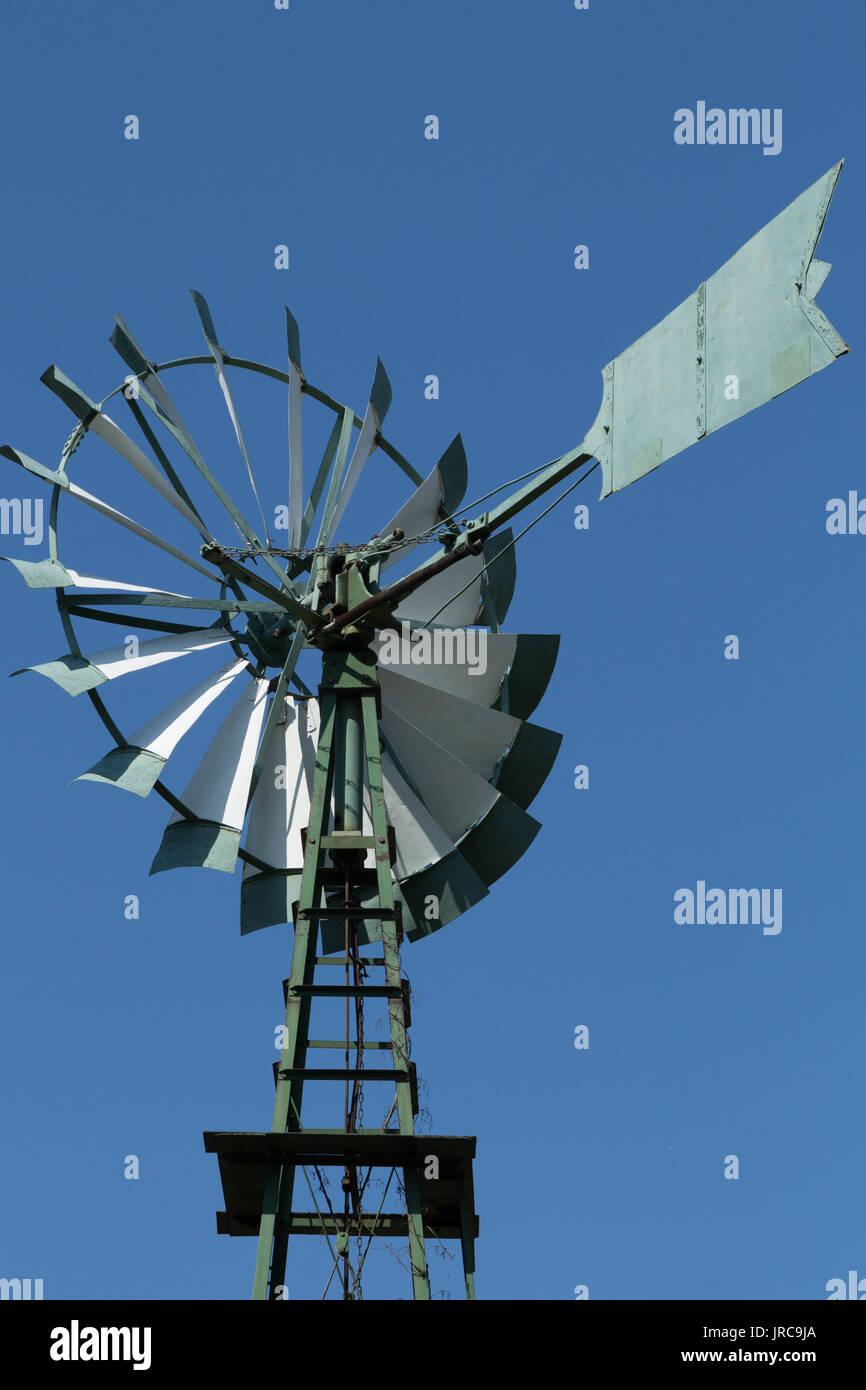 Top Von Bohrbrunnen Stockfoto Bild 152091026 Alamy