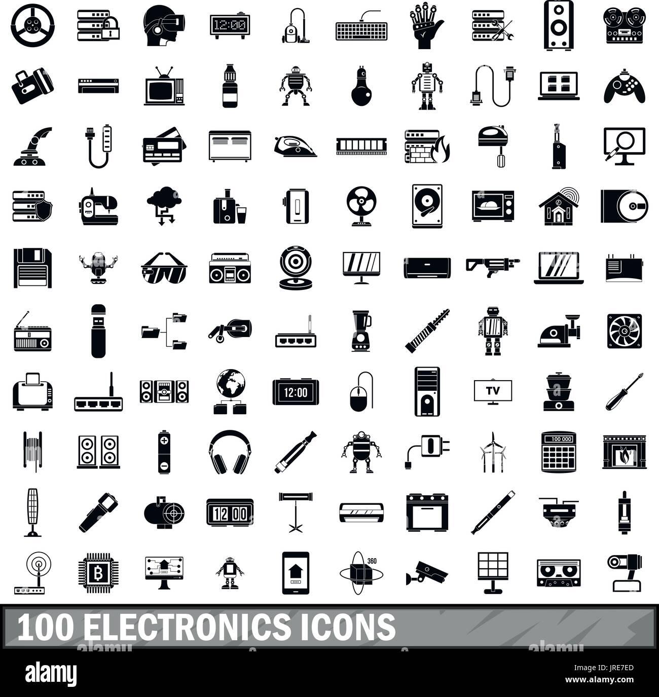 Tolle Elektronik Schematische Symbole Galerie - Elektrische ...