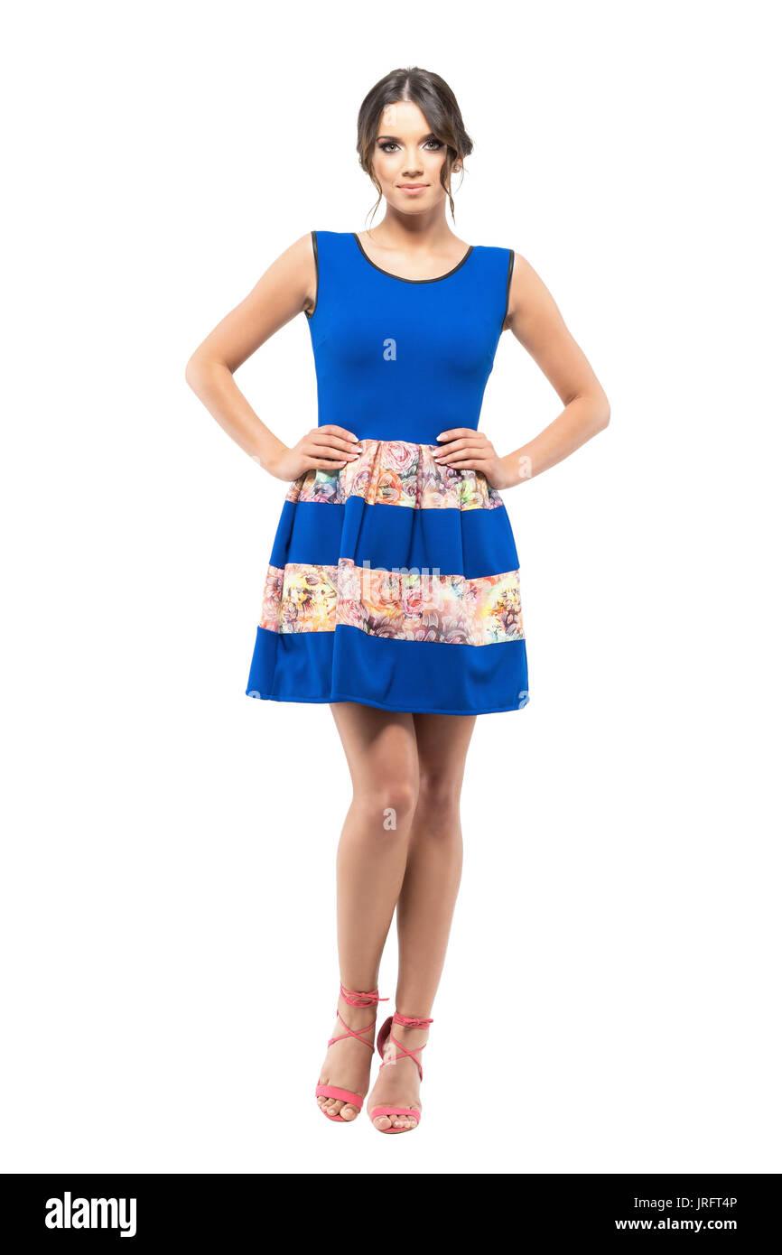 Short Dress Stockfotos & Short Dress Bilder - Alamy