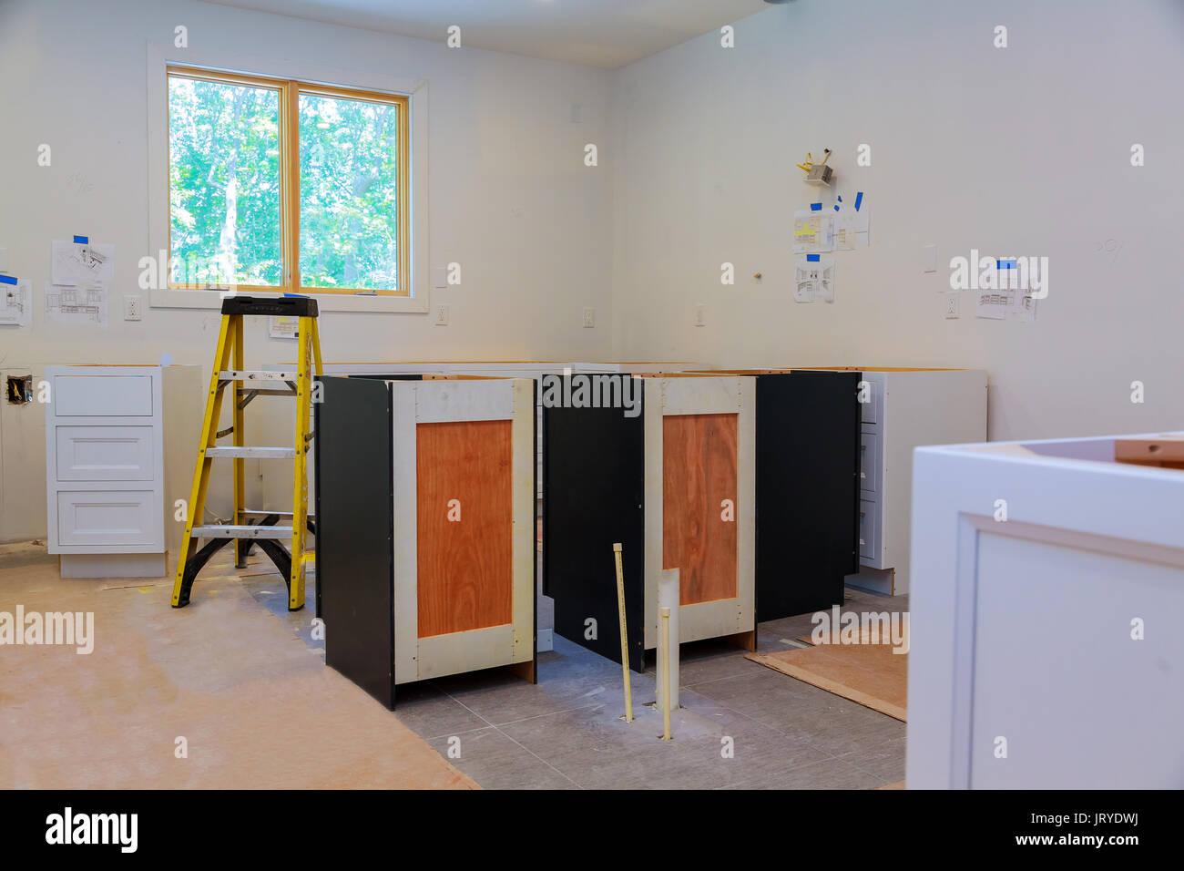 Nett Benutzerdefinierte Küchenschränke Nj Bilder - Ideen Für Die ...