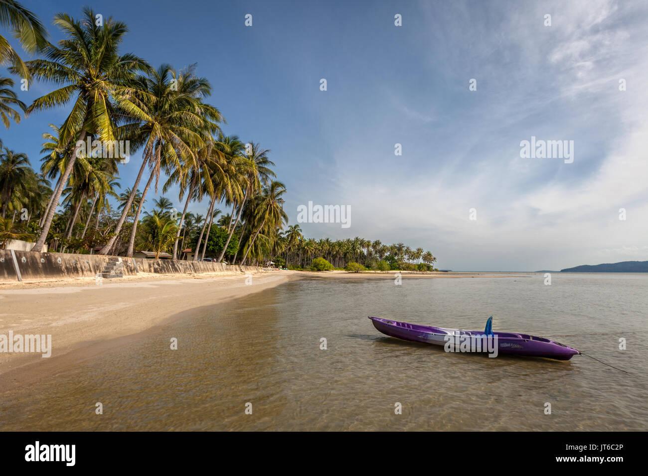 Thong Krut Beach, Koh Samui, Thailand Stockbild