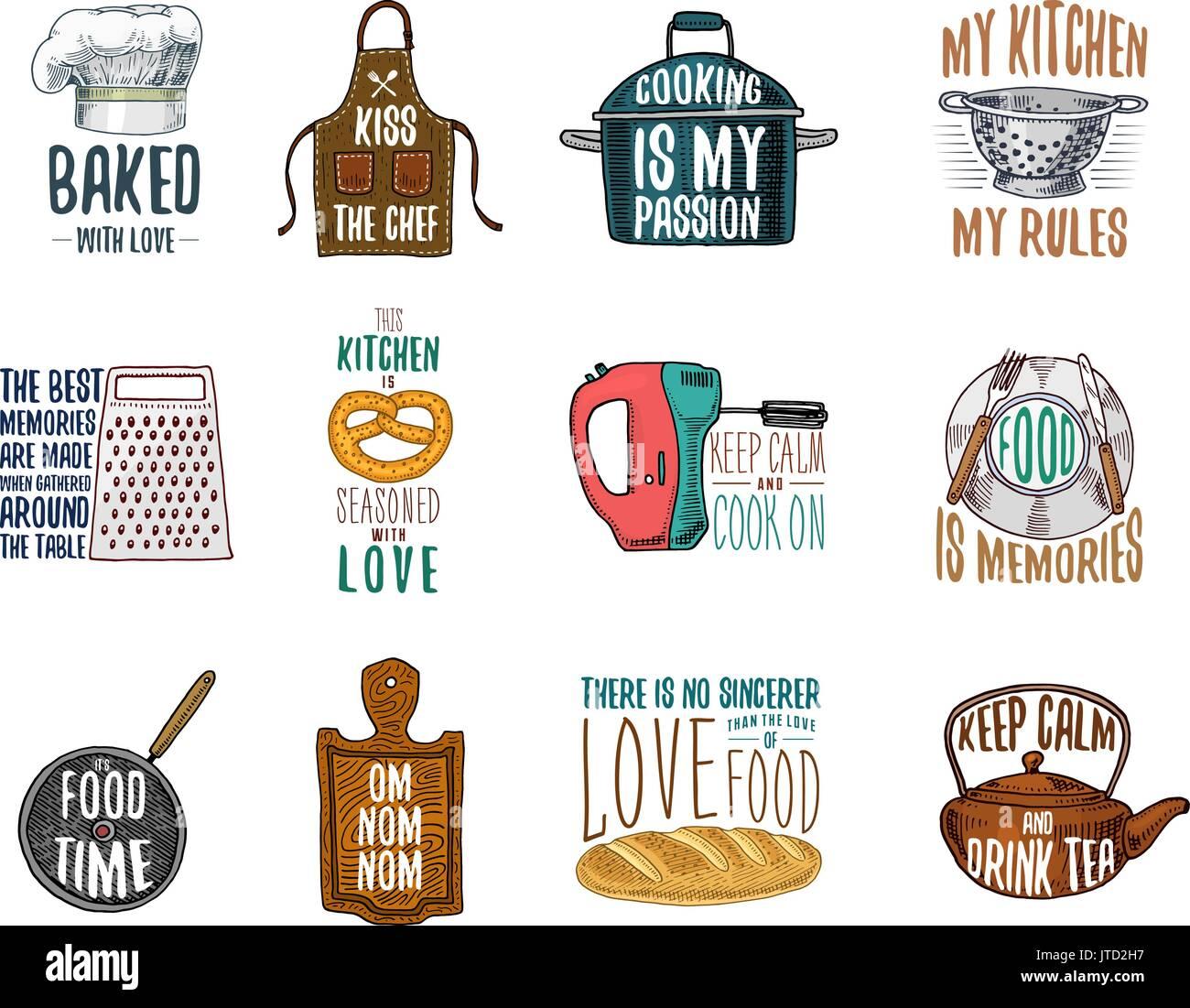 Kochtopf Material schürze und kochtopf bagel und holzbrett mit kapuze backen oder