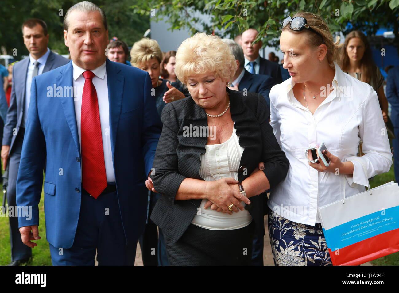 russische Witwe