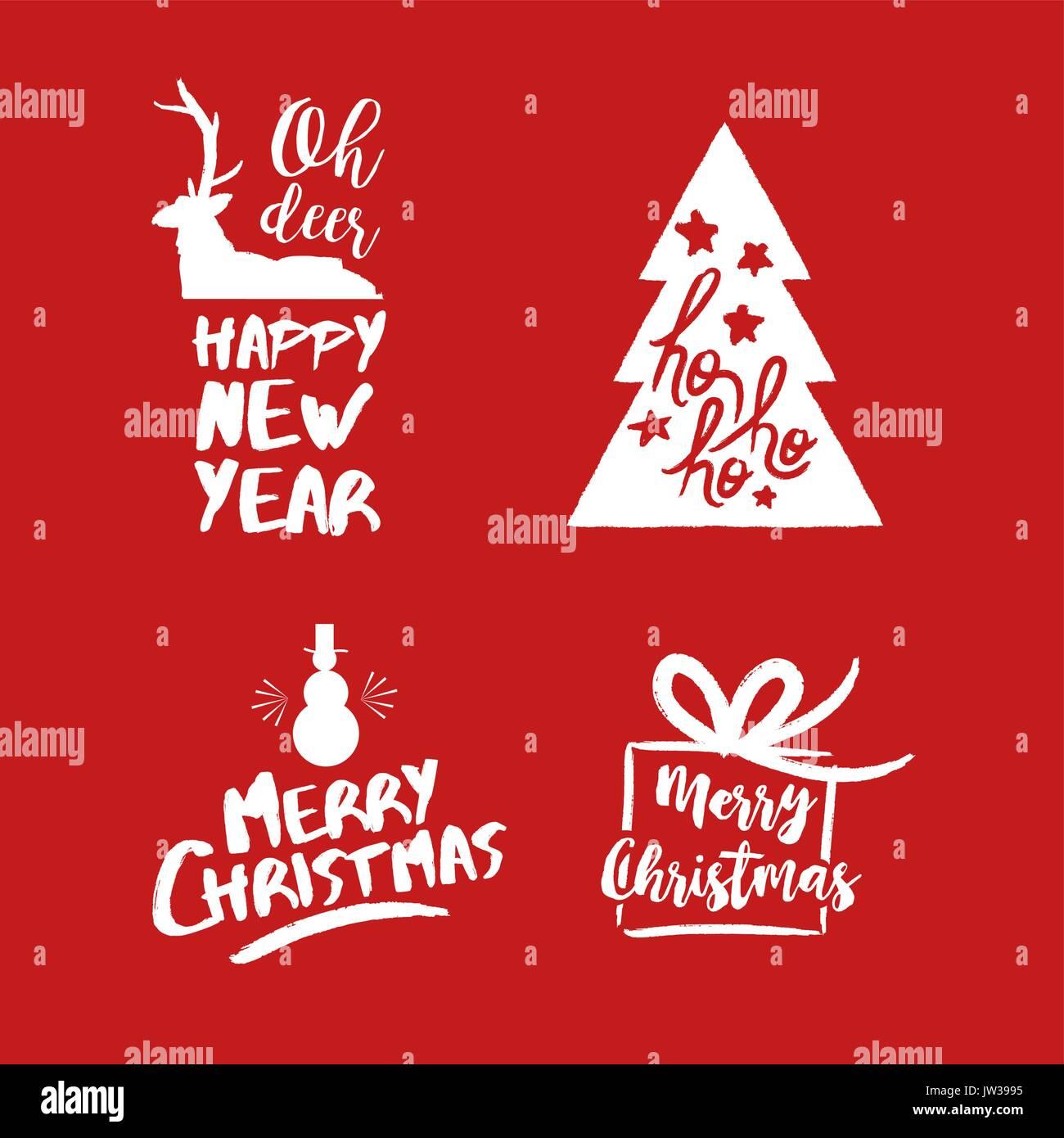 Frohe Weihnachten Text zitieren Sammlung, Kalligraphie Schrift ...