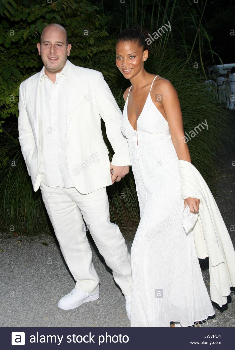 Denise Vasi und Noah Tepperberg an Sean \'Diddy\' Combs berühmten ...