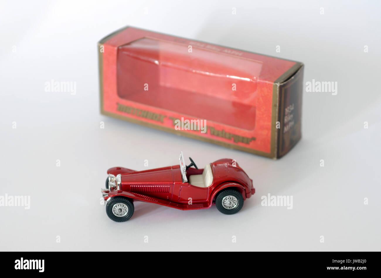 Toy Matchbox Stockfotos und bilder Kaufen Alamy