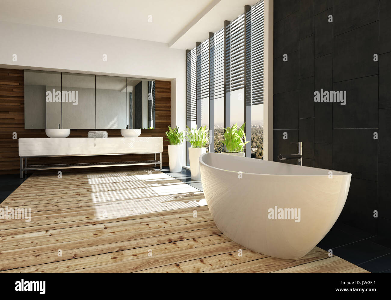 holzboden im badezimmer free dekoartikel badezimmer. Black Bedroom Furniture Sets. Home Design Ideas