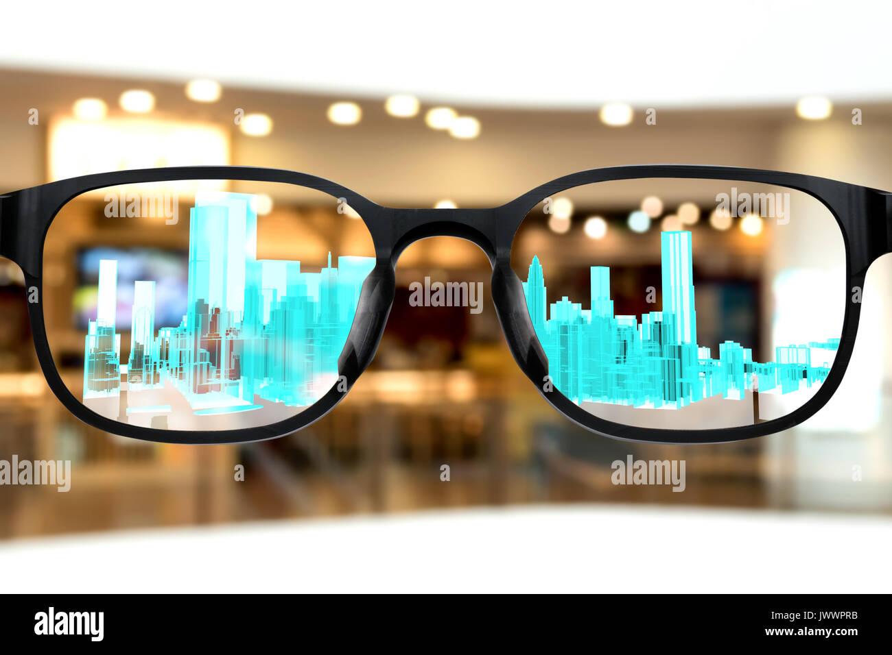 augmented reality marketing und smart ar brille. Black Bedroom Furniture Sets. Home Design Ideas