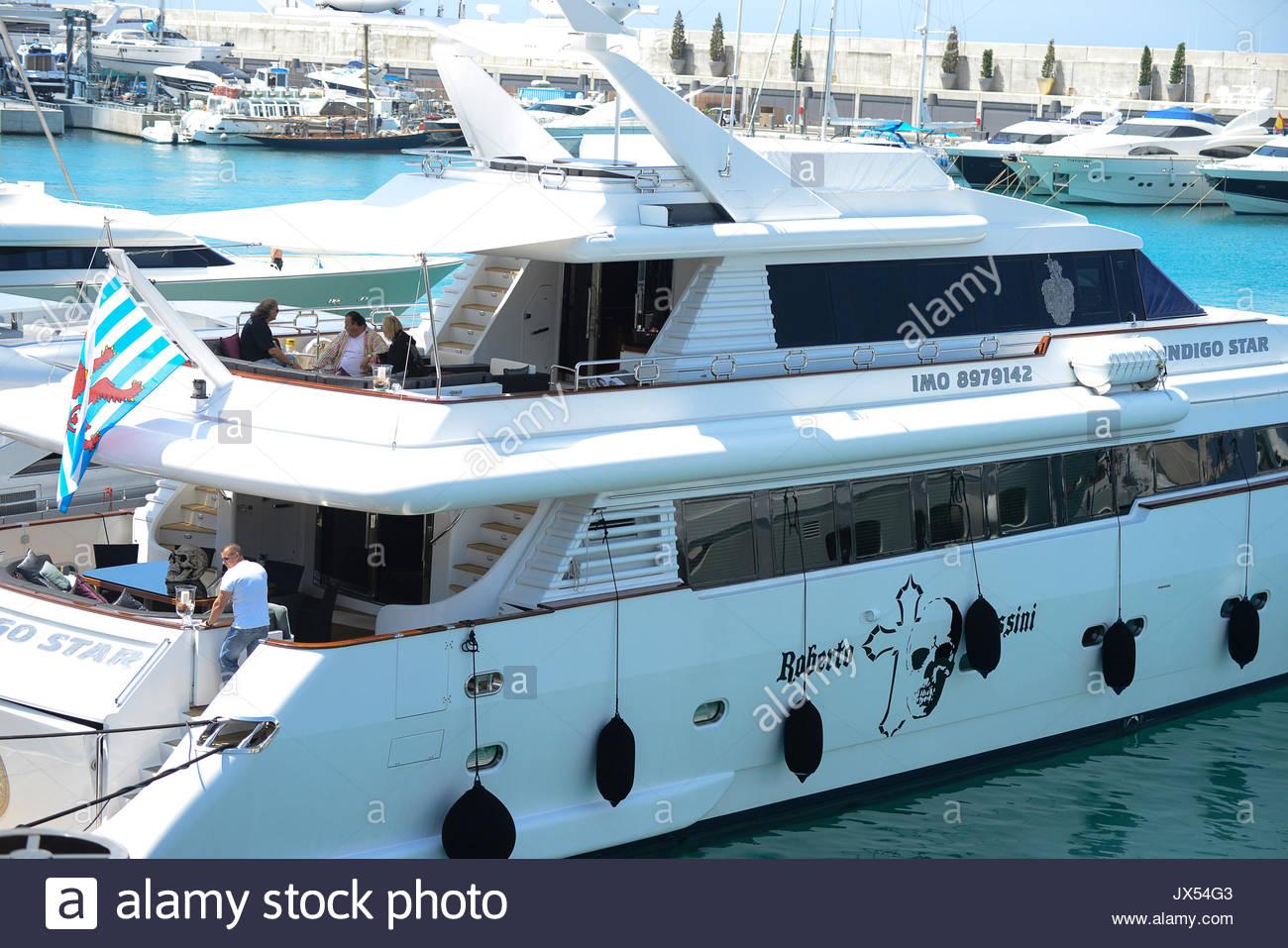 Geissens Yacht