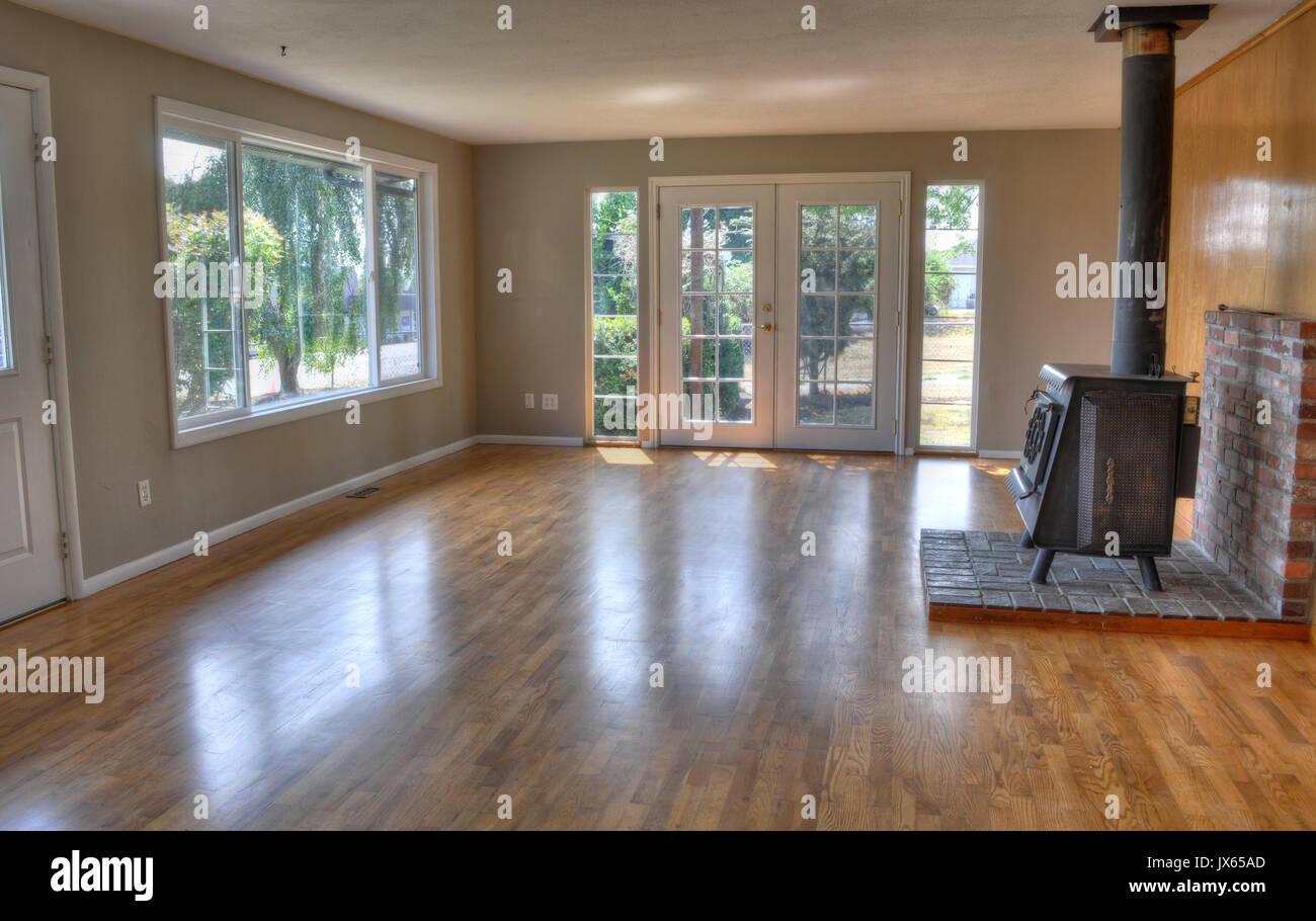 Möbel Leer wohn familienzimmer zu hause zimmer ist leer ohne möbel einen
