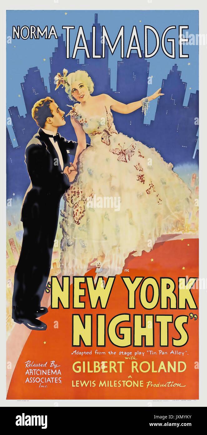 new york nächte stockfotos und -bilder kaufen - alamy