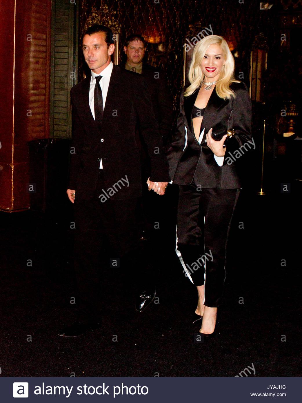 Gwen Stefani Und Gavin Rossdale Gwen Stefani Und Ihr Mann Gavin