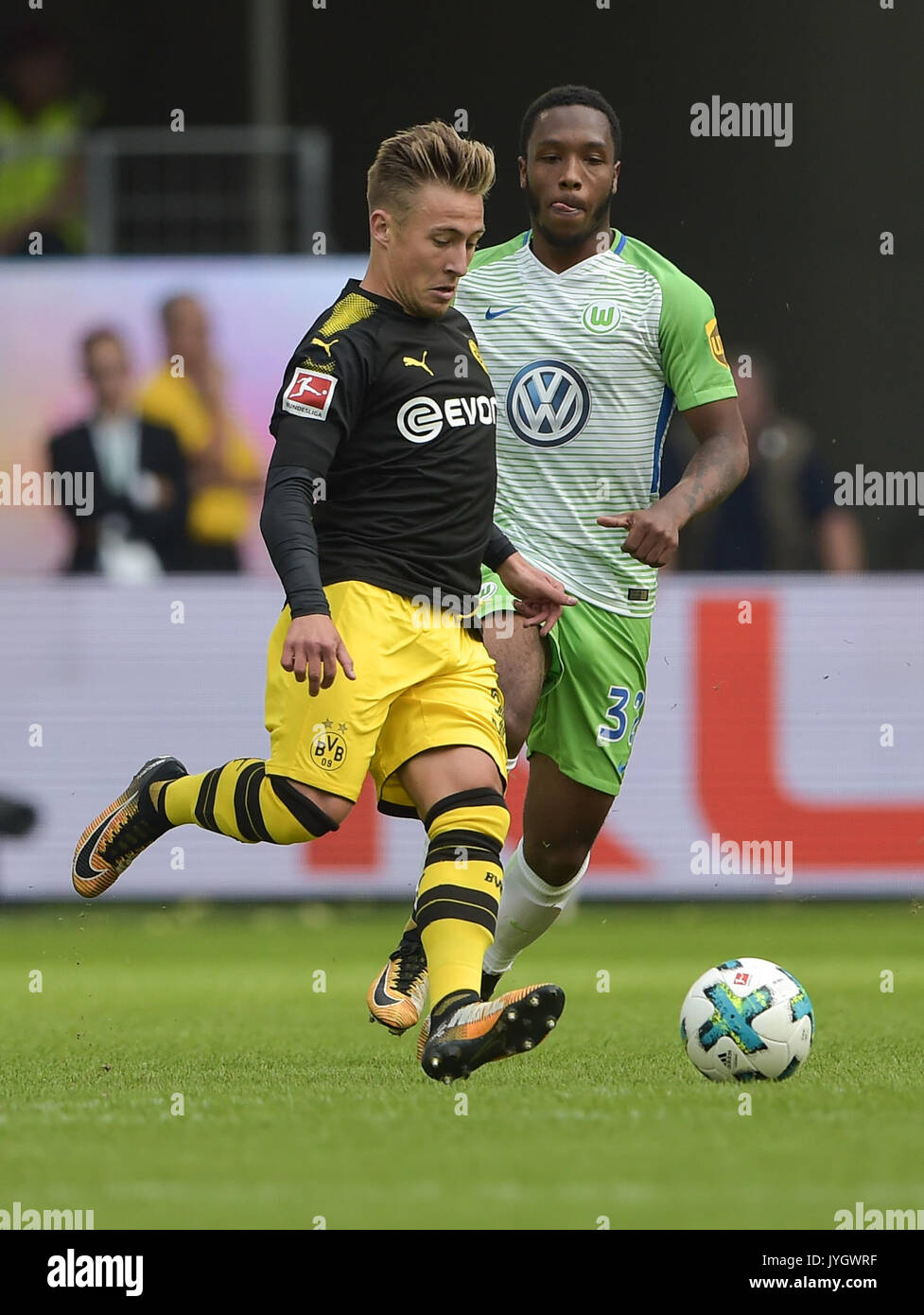 Lukasz Piszczek Borussia Dortmund 2017//18 AK Druck